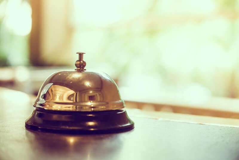 ARG hotel bell