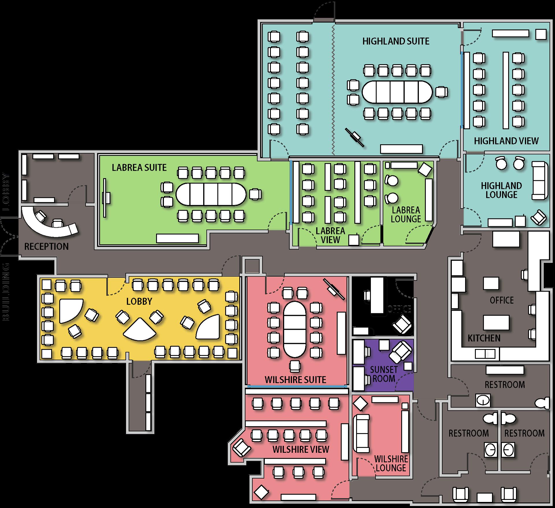 ARG Facility Map